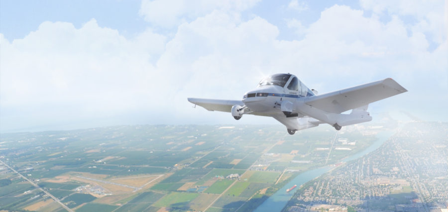 Flying Cars Oh My!