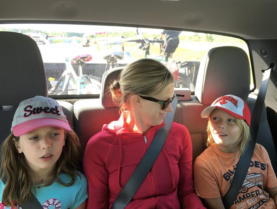 Does Driving with Children Stress You Out?