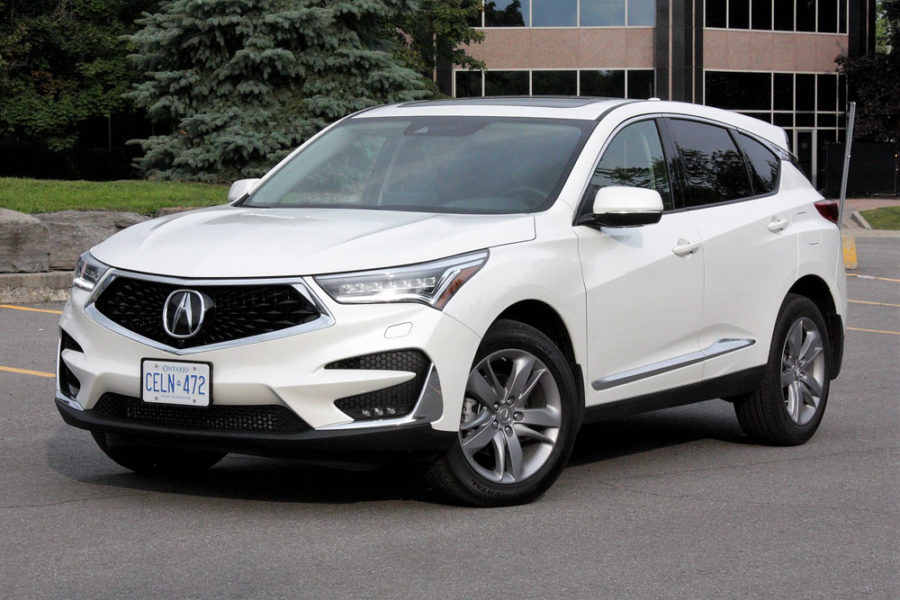 Acura RDX Review 2019