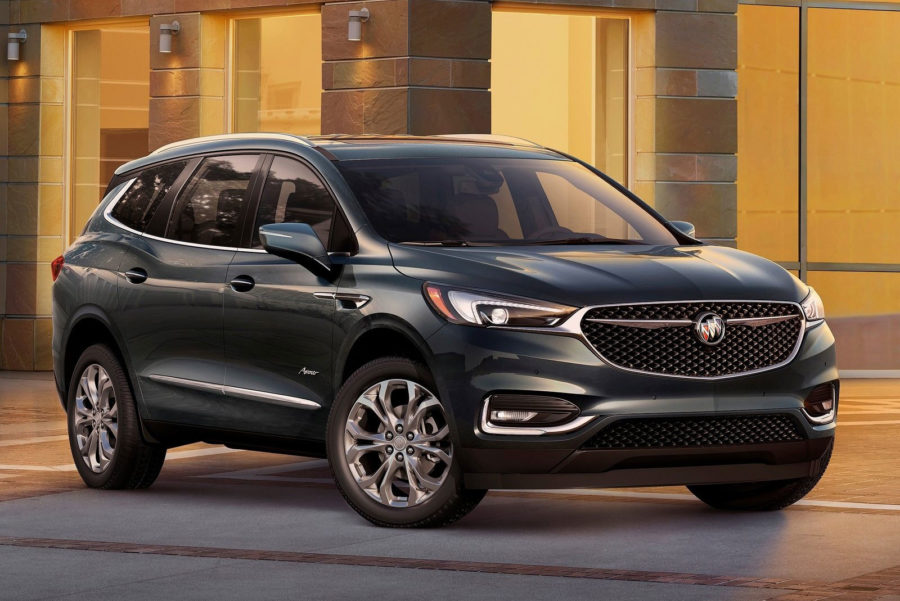 Buick Enclave Avenir review