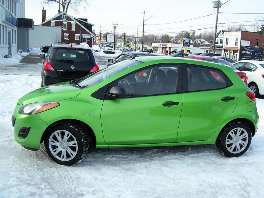 Used Subcompact Cars