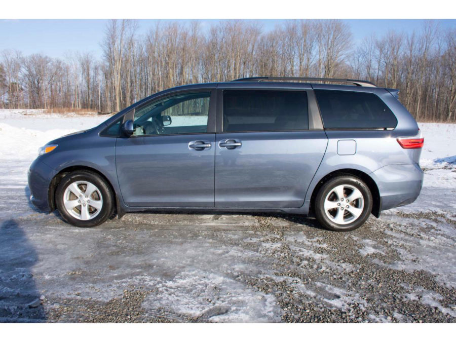 Selecting the Best Van for Your Family