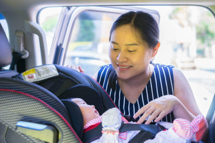 How to Choose the Right Car Seat for Babies