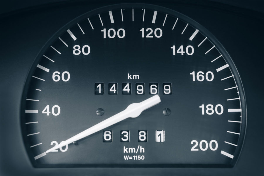 Should a Low Kilometre Vehicle be Your First Choice?
