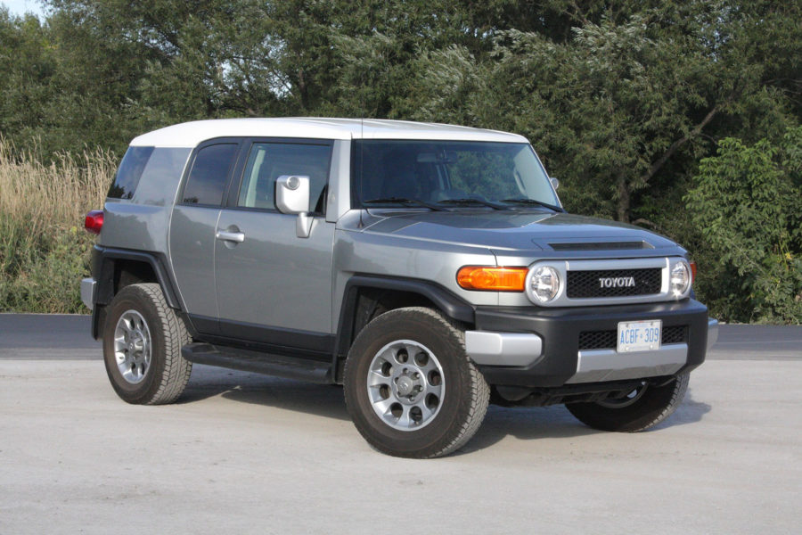 What You Should Know About A Used 4WD