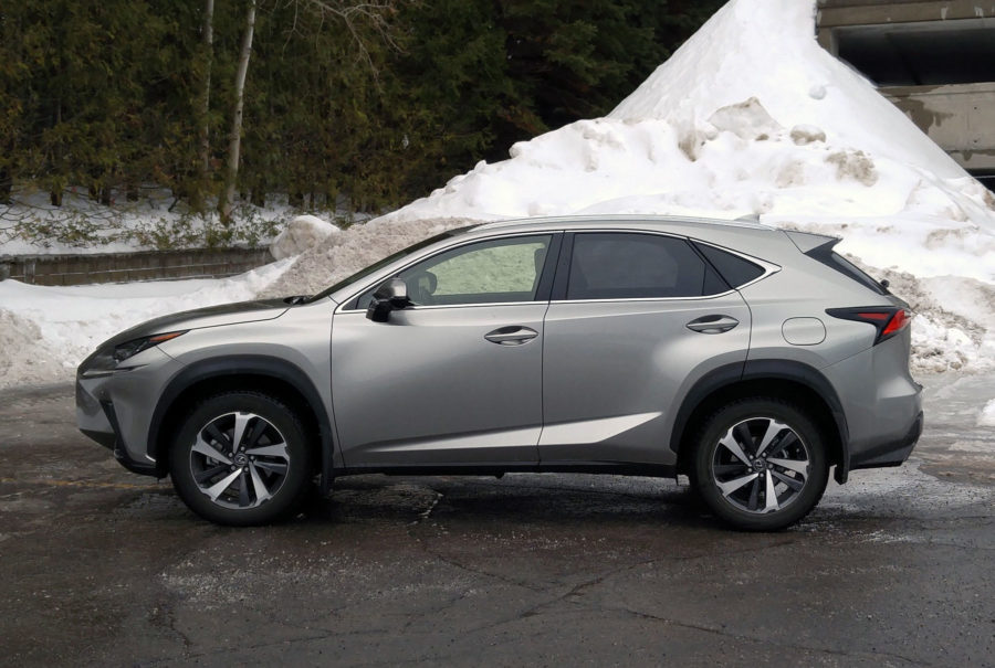 Review 2019 Lexus NX 300