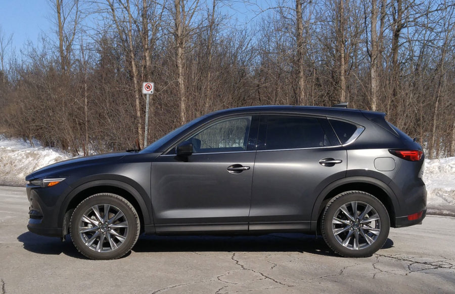 Review 2019 Mazda CX-5