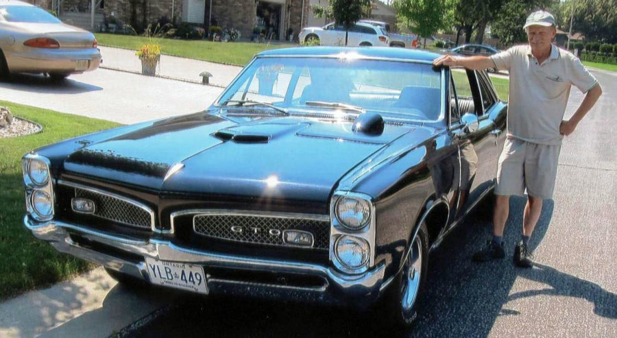 How Wife's Lipstick Brought 67 Pontiac to Canada