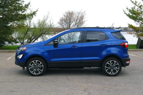 Review 2019 Ford Ecosport