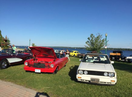 Barrie Thunder Classics Cruise Nights