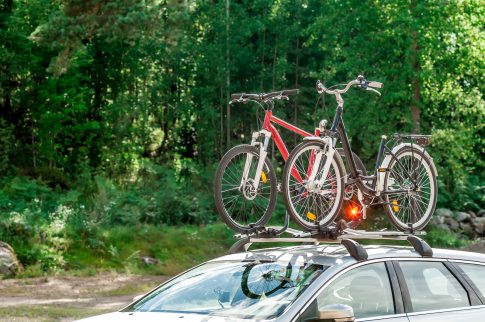 Roof Racks for Unconventional Roofs