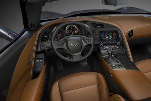 2014 Chevrolet Corvette driver seat