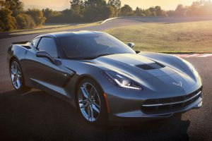 2014 Chevrolet Corvette front view