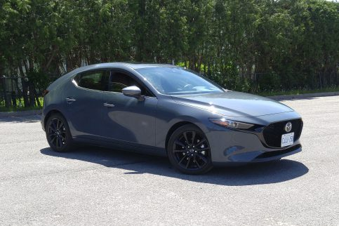 2019 Mazda3 GT AWD Review