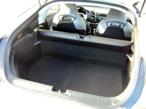 Honda CR Z back door