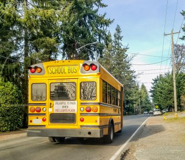 What is the Fine for Driving Past a School Bus?