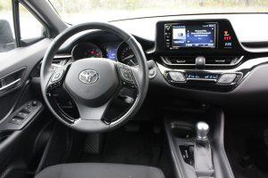 Toyota C-HR3 interior