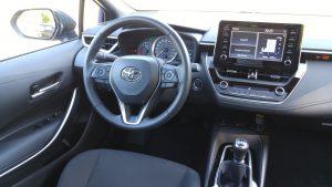 2020 Toyota Corolla Drivers View