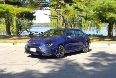2020 Toyota Corolla – Review
