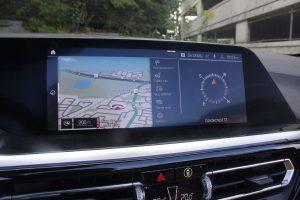 2020 BMW Z4 M40i infotainment