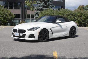 2020 BMW Z4 M40i top up