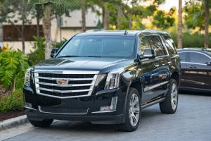 Cadillac Escalade a luxury suv