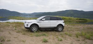 Land Rover Range Rover Luxury SUV