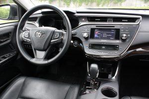 Toyota Avalon Interior