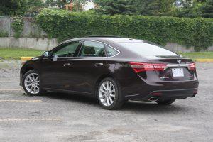 Toyota Avalon rear view