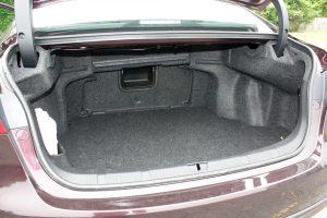 Toyota Avalon trunk