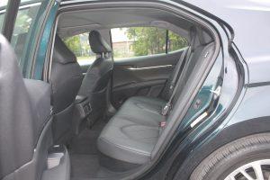 2019 Toyota Camry Hybrid Interior