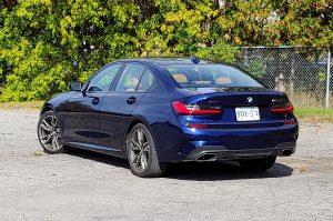 2020 BMW M340i Exterior Blue