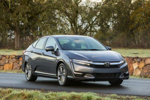 2020 Honda Clarity Hybrid