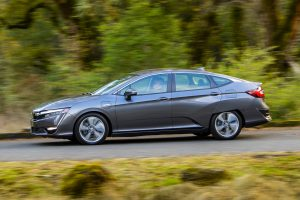 2020 Honda Clarity Profile