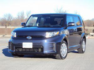 Toyota/Scion xB Boxy Design
