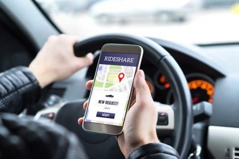 Auto Insurance for Uber, Lyft and Other Ridesharing Drivers