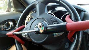 Anti-Theft Steering Wheel Lock (The Club)