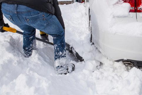 How to Get Unstuck in the Winter