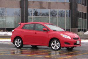 2009 Toyota Matrix - CC