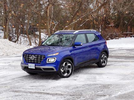 2020 Hyundai Venue Review