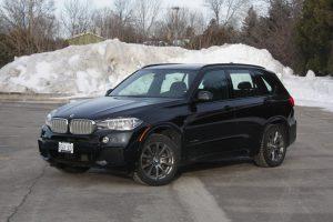 BMW X5 xDrive50i CC