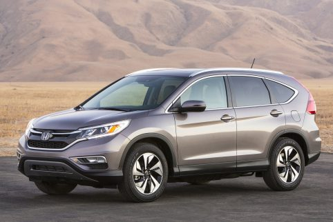 Most Fuel Efficient Five Year Old Compact SUVs