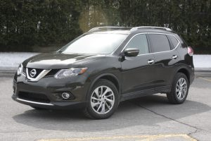 Nissan Rogue CC