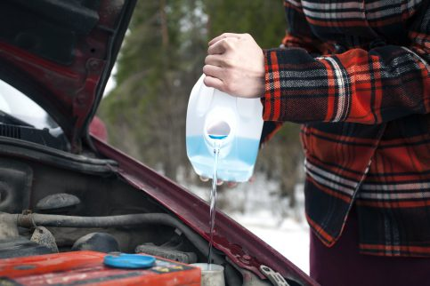 What Windshield Washer Fluid Should You Buy?