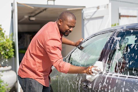 Hand Washing Your Car is a Great Way for You to Take Care of your vehicle