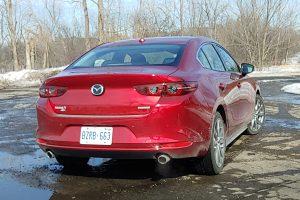 2020 Mazda3 GT AWD