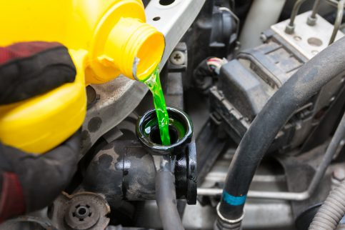 The Dangers of Antifreeze Leaking from Your Vehicle