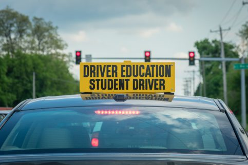 Tips for Teaching Teenagers to Drive