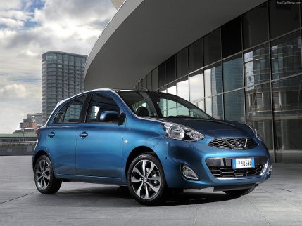 Nissan Micra Sold In Canada not US