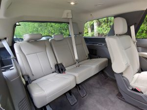 2020 Ford Expedition Interior Space